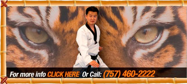 Virginia Beach taekwondo