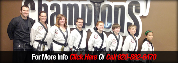 Martial Arts Appleton