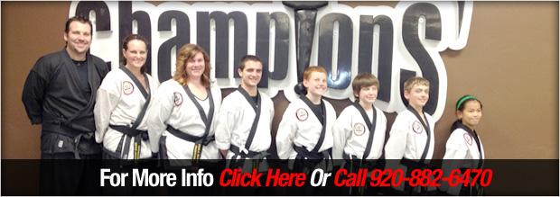 Martial Arts Appleton