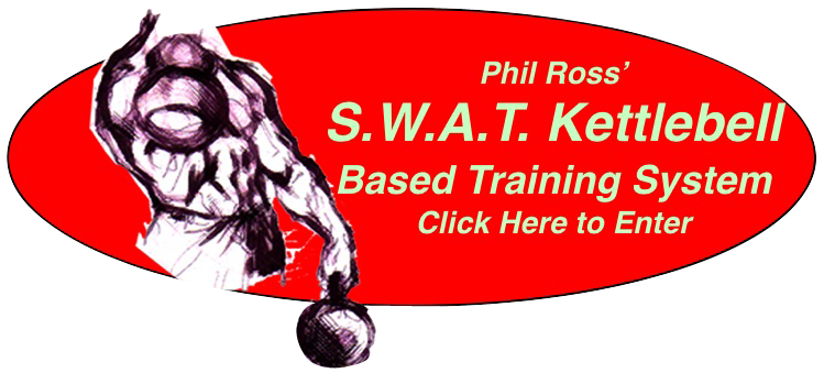 Phil Ross' Kettlebell Training System