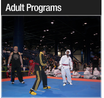 adult martial art programs in new orleans