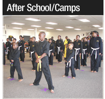 after school and summer camps martial arts in new orleans