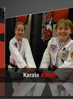karate for kids program