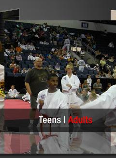 teens and adult program